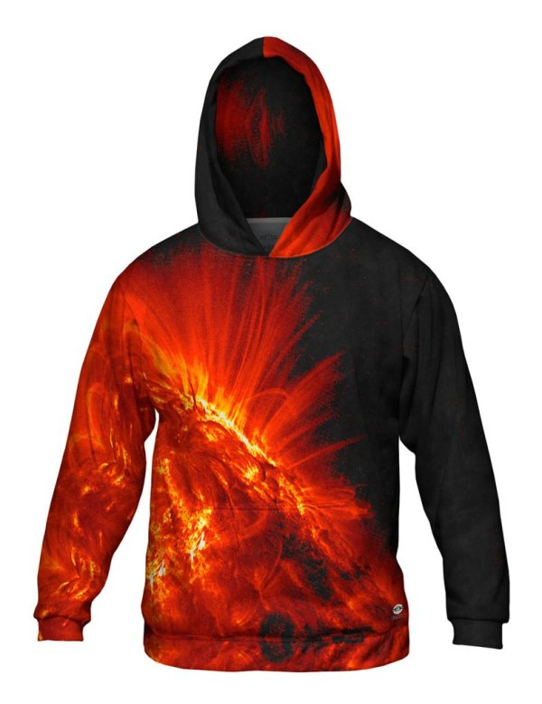 Solar hoodie