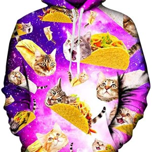 Taco Cat Hoodie