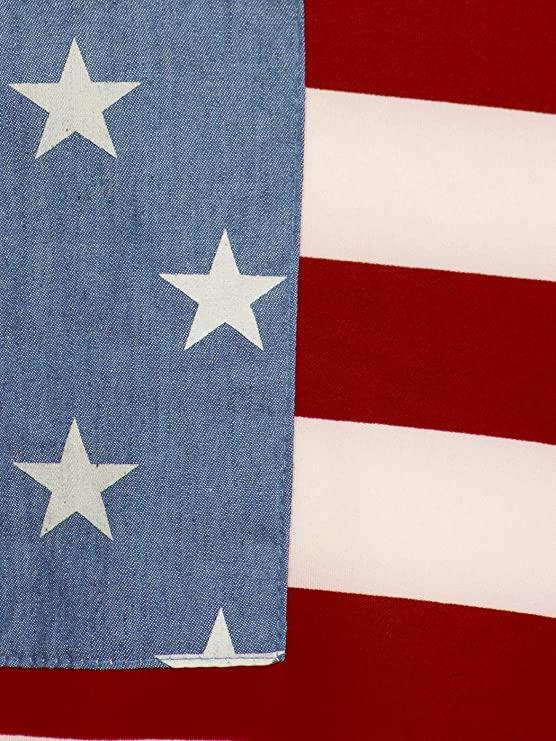 USA Flag Hoodie Design