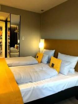 niu dairy hotel slaapkamer