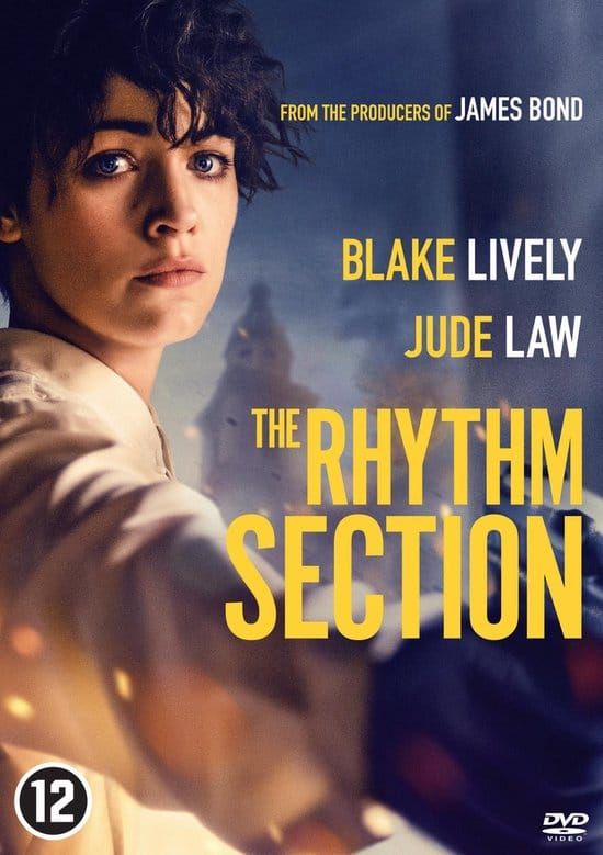 the rhytm section dvd