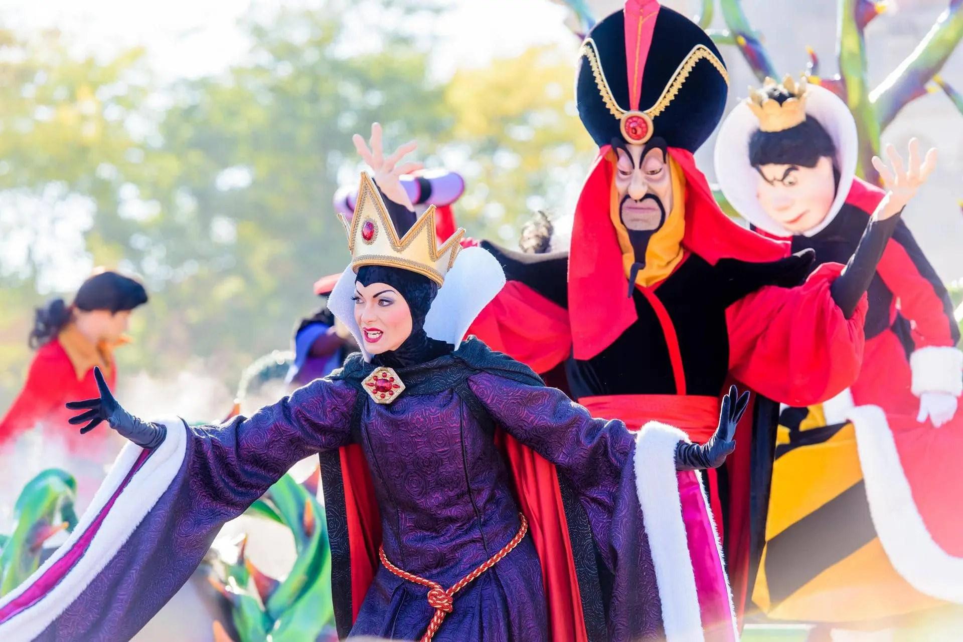 Disneyland Parijs halloween 1