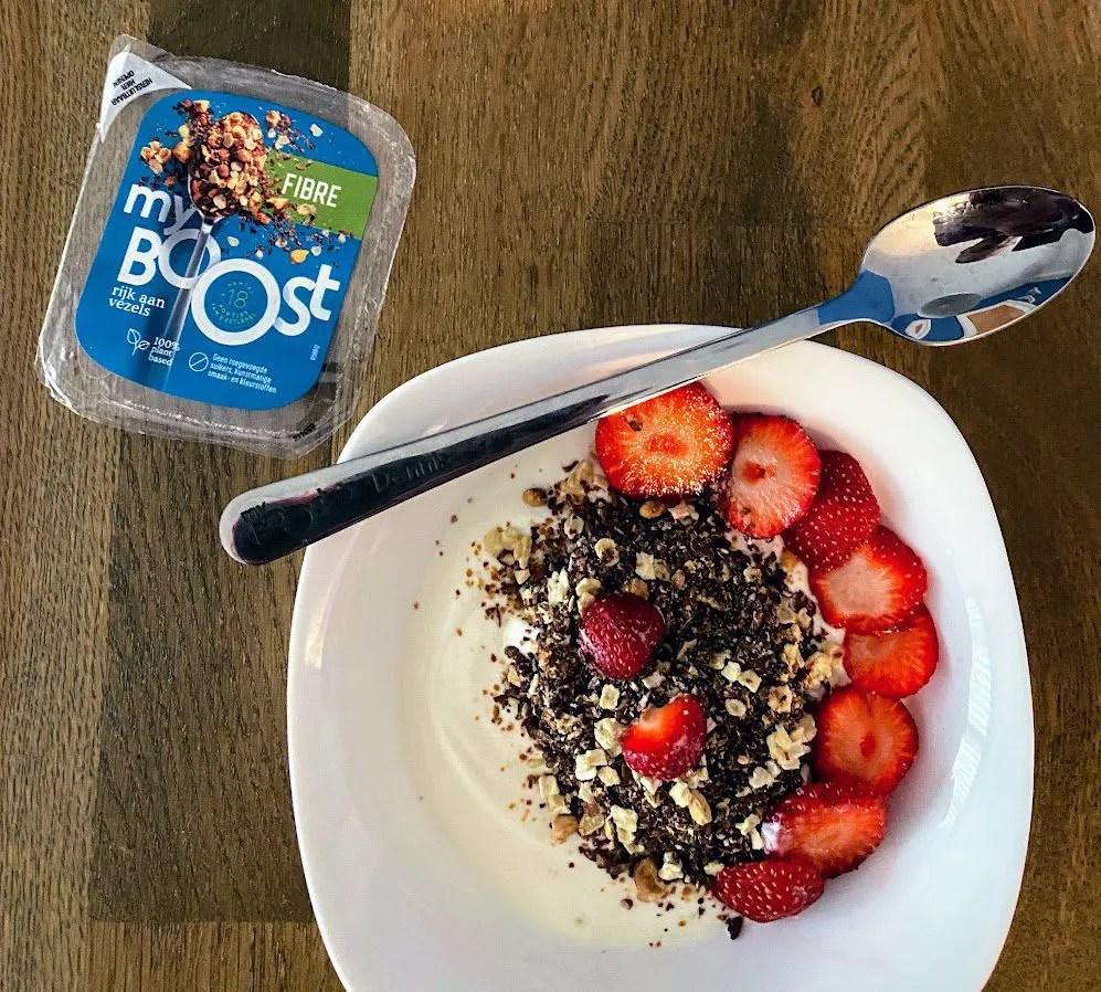 my boost breakfast
