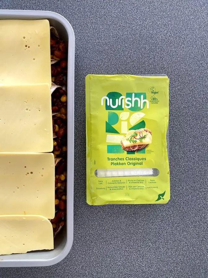 nurishh enchilada