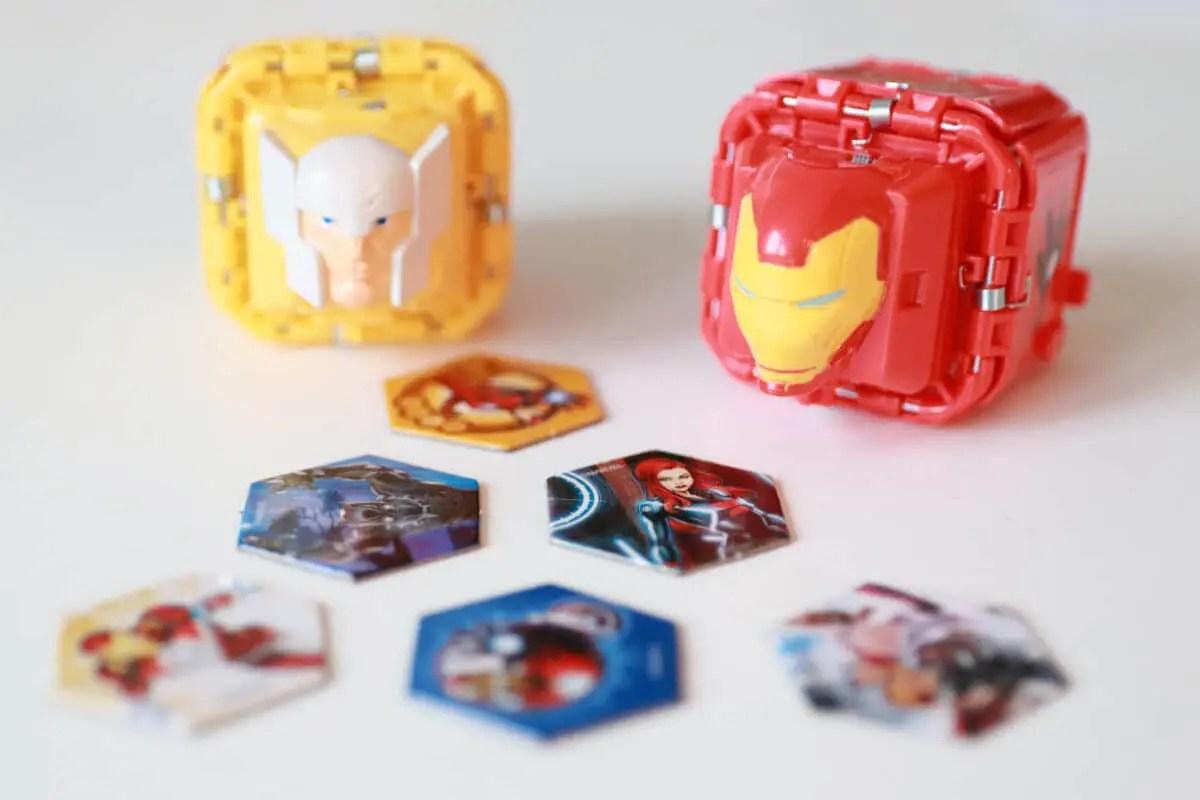 Marvel Battle Cubes recensie 3