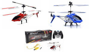 cool gifts for kids 2013 RC Helicopters