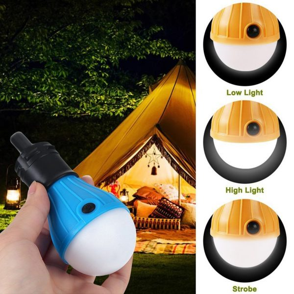 Camping-LED-Glühbirnen 2