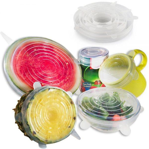 Frischhalte-Deckel - Obst Frischhaltedeckel tropfsicherer Deckel