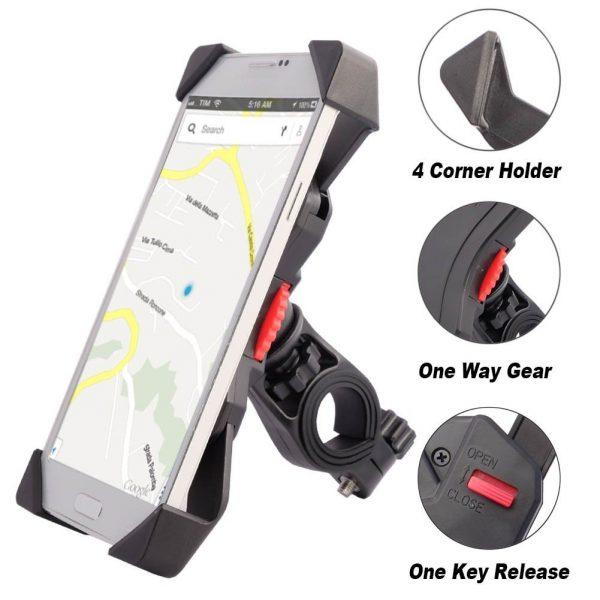 Handyhalterung fürs Fahrrad Sport Gadget