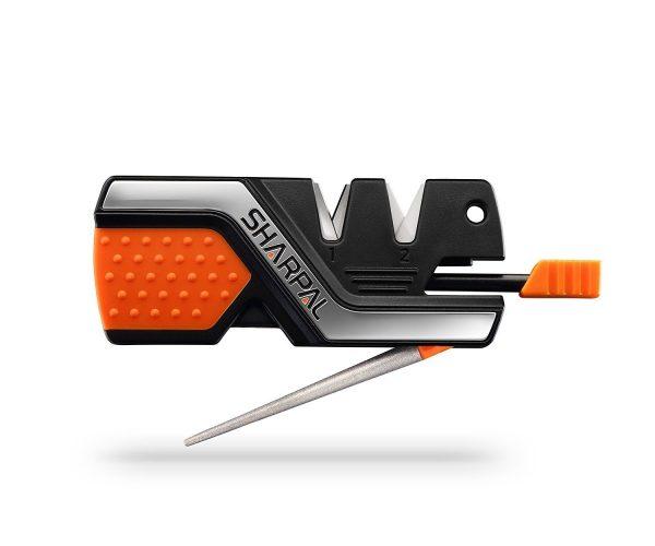 Praktischer Messerschärfer Survival Gadget Multitool Outdoor