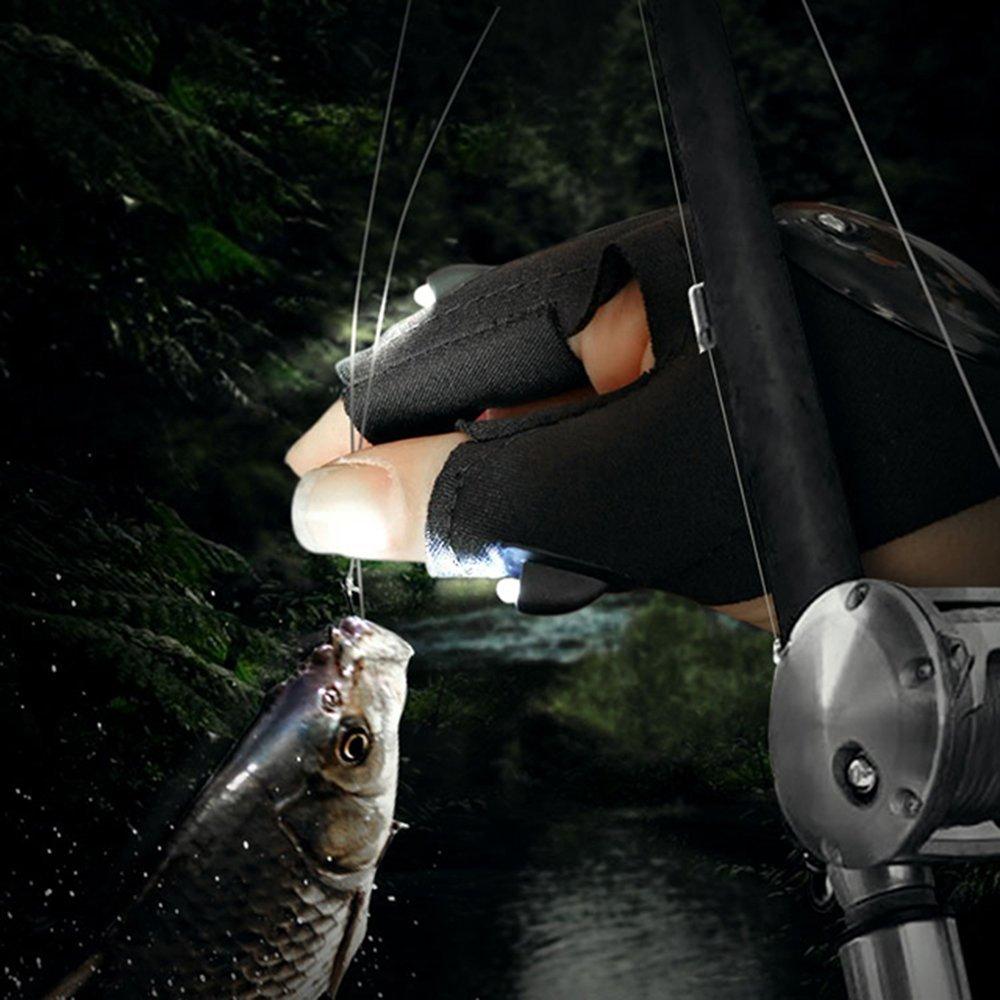 Taschenlampen Handschuh Outdoor Gadget