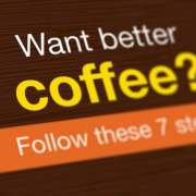 Wilt u de beste koffie? Volg dan deze 7 stappen