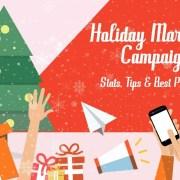 Infographic Vakantie marketing campagne