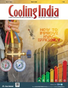 HVACR Industry Monthly News Magazine on the heating, ventilation, air-conditioning, and refrigeration (HVAC&R) industry