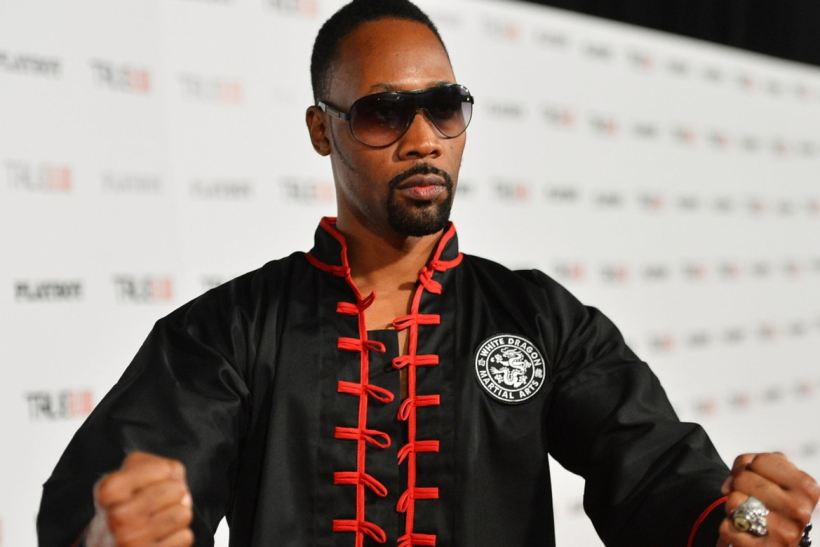 Black Samurai by RZA will air on STARZ