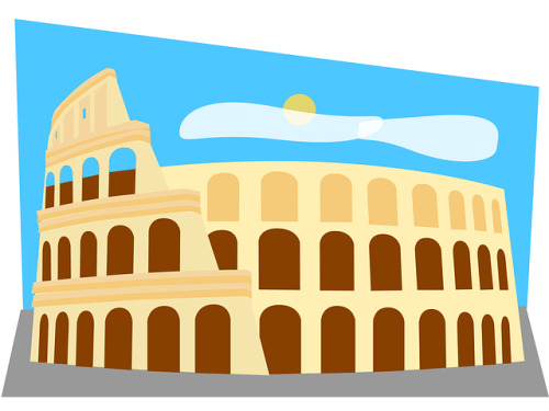 ancient rome colosseum