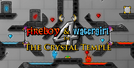 Fireboy and Watergirl 2 in Light Temple Cool Math Level 19 ...  Cool Math Games Fireboy And Watergirl