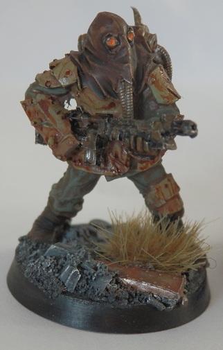 CoolMiniOrNot Chaos Renegade Militia Traitor Guard By