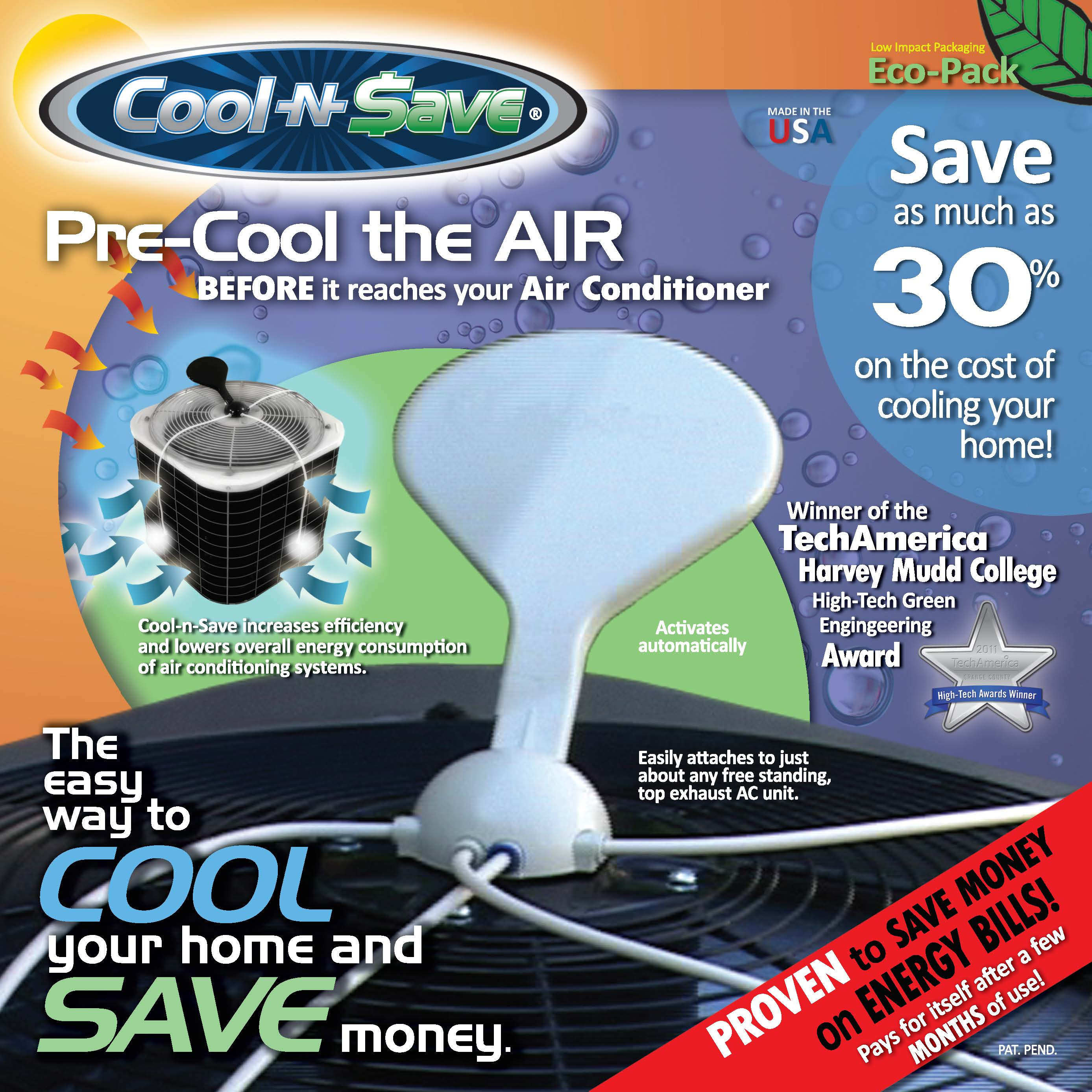 Ac Misting System : Cns cool n save basic kit keeping ac