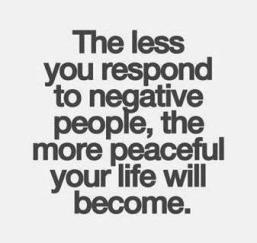 Social media - negativity