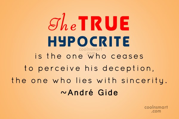 Image result for hypocrisy pics and quotes