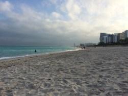 Miami Beach am Nachmittag