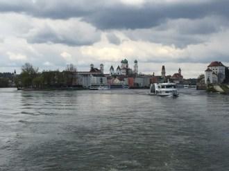 Passau – Donau, Inn und Ilz