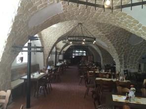 Rittersaal in Dröschkau