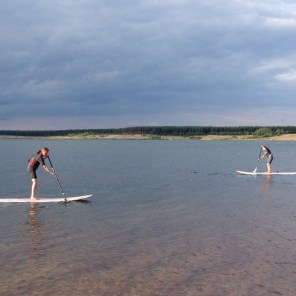 Stand up Paddling SUP Center Scado