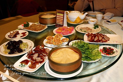 2005北京【全聚德烤鴨店】前門店