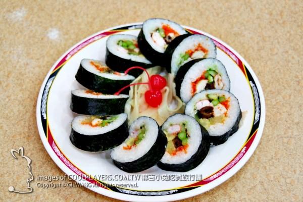 台南超過50年老店【京園壽司】美味道地平價日本料理 @麻吉小兔吃貨旅行團