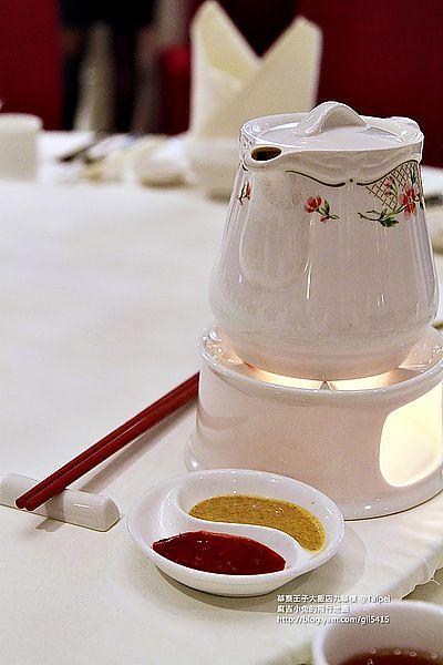 有如王子般優雅的烤鴨~華泰王子大飯店九華樓 @麻吉小兔吃貨旅行團