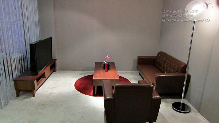 品味淡水小旅行【承億文旅 淡水吹風】設計精品旅店 @麻吉小兔吃貨旅行團
