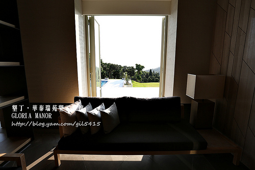 墾丁賓館【華泰瑞苑】總統級度假酒店~悠然世外的山海之戀:建築環境篇 @麻吉小兔吃貨旅行團