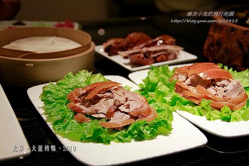 北京大董烤鴨-079