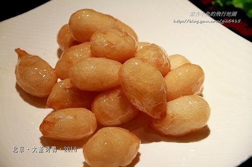 北京大董烤鴨-082