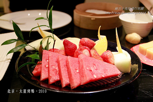 北京大董烤鴨-114