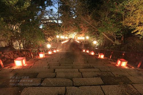 關西景點:京都嵐山。花燈路。(神戶。希望之光 神戸ルミナリエみんなで灯す 希望の光) @麻吉小兔吃貨旅行團