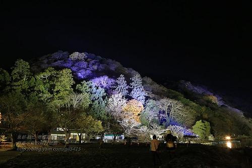 京都嵐山花灯路04