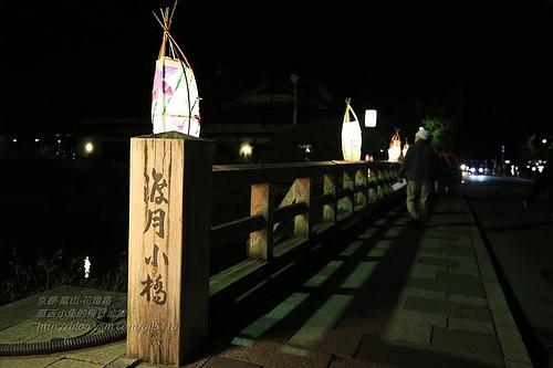 京都嵐山花灯路01