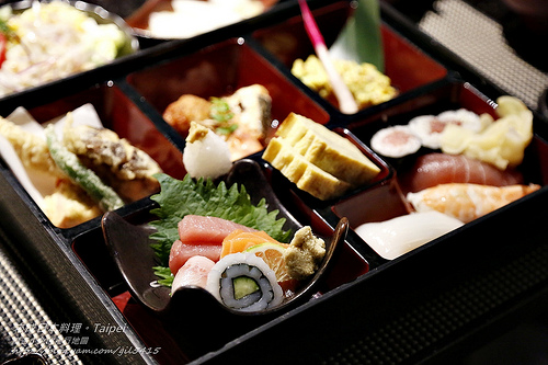 【台北。崧成日本料理】不用飛日本,台北也能品嚐的日本道地精緻美味。高檔日料午餐超值吃! @麻吉小兔吃貨旅行團