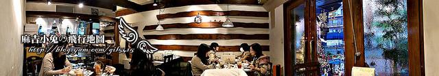 日本九州福岡美食【五穀 けやき通り店。明太子蛋包飯】(by HTC M8+後製) @麻吉小兔吃貨旅行團
