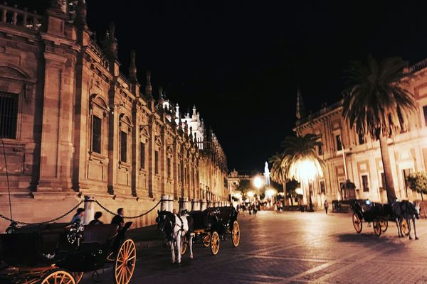 Day 04-西班牙【塞維亞Sevilla】2016歐洲西葡之旅 @麻吉小兔吃貨旅行團