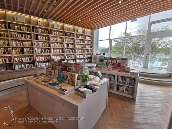 台南最美河景書店咖啡【烏邦圖UBUNTU書店】 @麻吉小兔吃貨旅行團