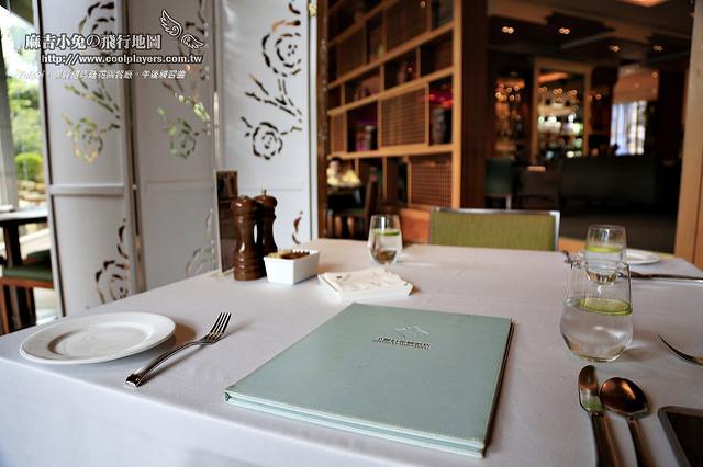 台北下午茶 美麗信青庭花園餐廳【午後戀習曲】繽紛果樣點心好甜蜜 @麻吉小兔吃貨旅行團