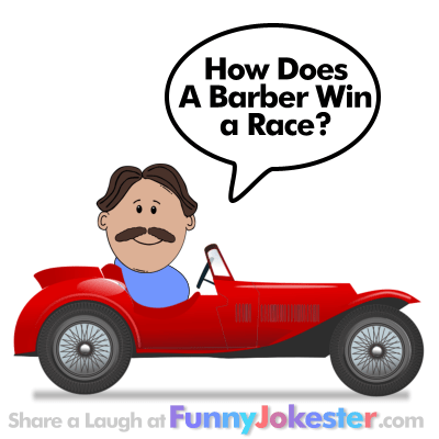 Barber Puns