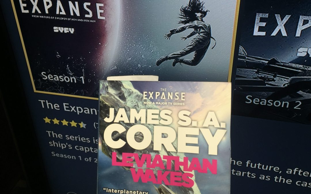 The Expanse - Novel and Show