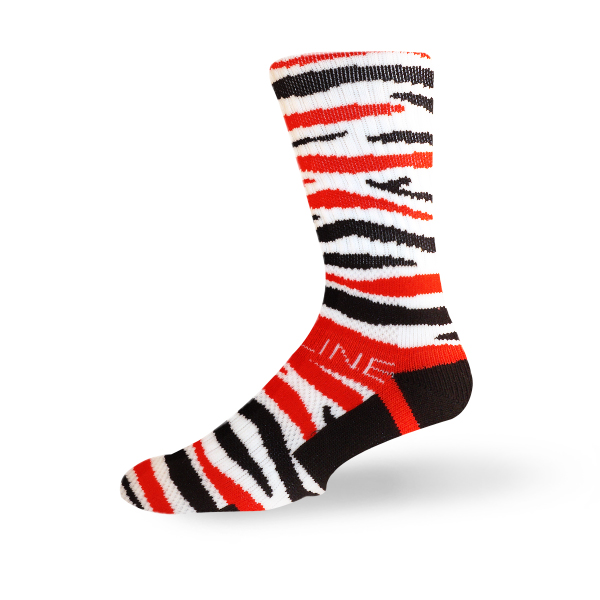 Red & Black Stripes