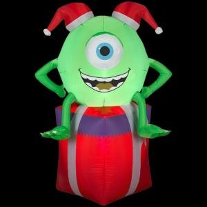 Monsters University Christmas Inflatable Cool Stuff To