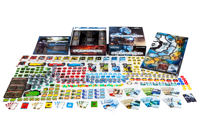Image result for cry havoc board game